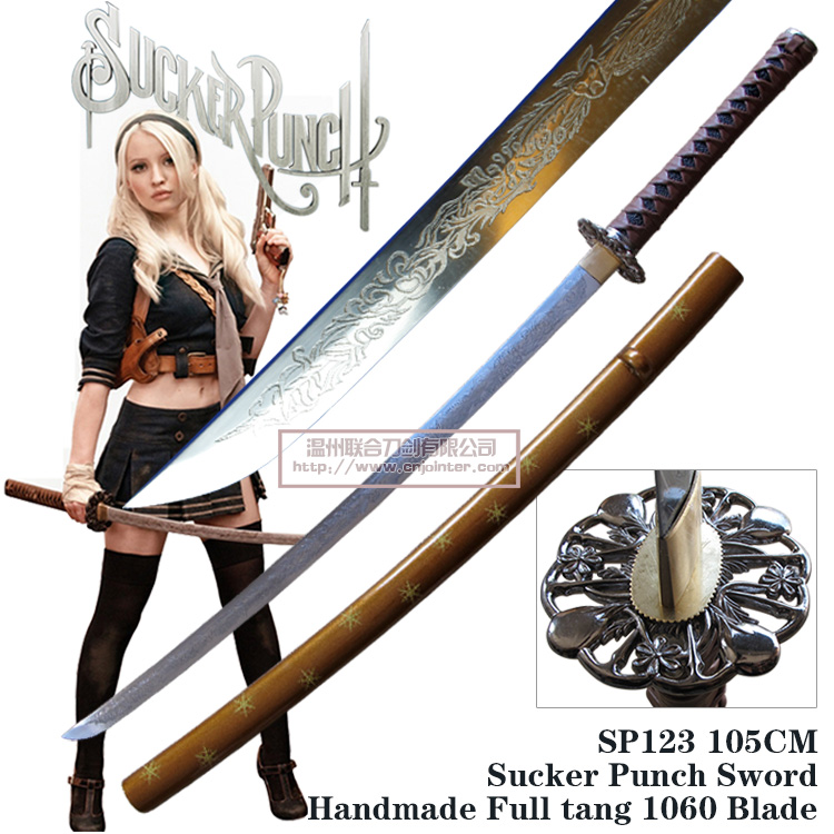 Sucker Punch Sword